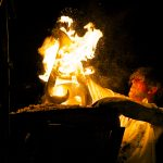 Liveact – Flame of Love, Mauren, 2015